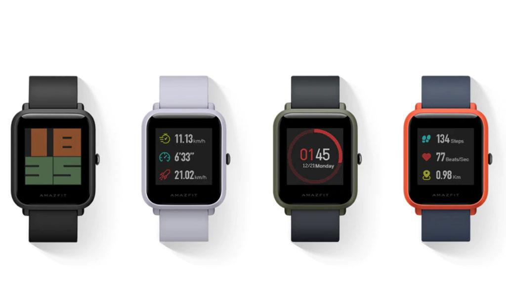Дизайн смарт часов Xiaomi Amazfit