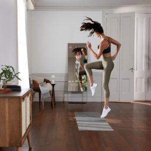 умное фитнес зеркало