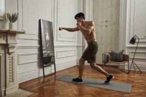 фитнес зеркало