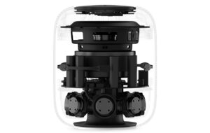 Apple HomePod калонка внутри