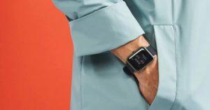 Xiaomi Amazfit часы