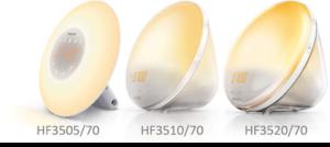 Philips Wake-up Light варианты