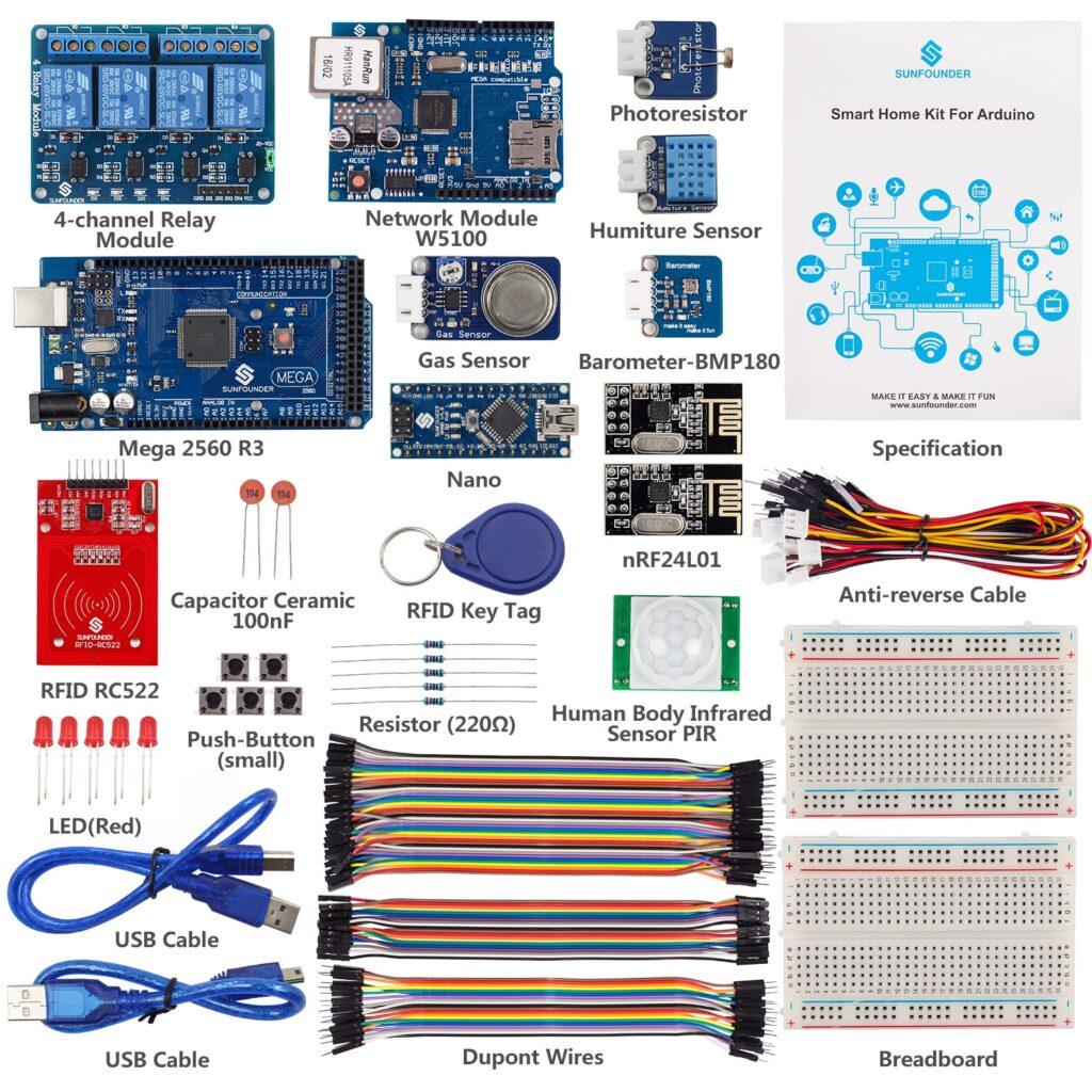 Умный дом на Arduino делаем своими руками