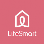 логотип умный дом Lifesmart